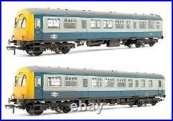 Bachmann'oo' Gauge 32-287a Br Blue & Grey Class 101 Dum Weathered/dcc Sound
