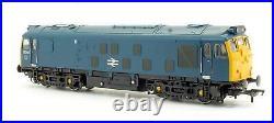 Bachmann'oo' Gauge 32-326ds Class 25/2 Br Blue 25245 Diesel Loco DCC Sound