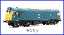 Bachmann'oo' Gauge 32-400ds Br Blue Livery Class 25/3 Diesel Loco DCC Sound