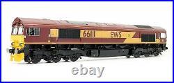 Bachmann'oo' Gauge 32-725u Ews Class 66 111 Diesel Loco DCC Sound