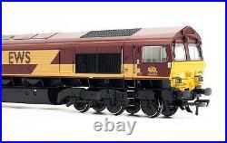 Bachmann'oo' Gauge 32-725x Ews Class 66 050 Diesel Loco DCC Sound
