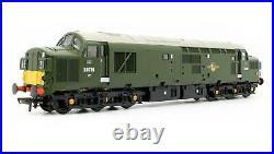 Bachmann'oo' Gauge 32-791ds Br Green Class 37'd6739' Loco DCC Sound