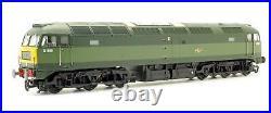 Bachmann'oo' Gauge 32-800 Class 47 D1500 Two Tone Green Diesel Loco DCC Sound