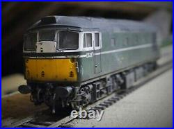 Br class 26/0 oo gauge Heljan with legobiffoman dcc sound and pro weathered