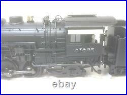 Broadway 4767 Santa Fe Railroad 4000 Class 2-8-2 4089 Paragon 4 Sound/DCC