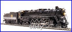 Broadway Limited # 4925 Class E-1 4-8-4 withSound, DCC & Smoke S, P&S HO MIB