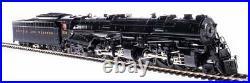 Broadway Limited 5989 HO N&W Class A 2-6-6-4 Steam Locomotive Sound/DC/DCC #1218