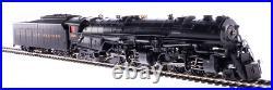 Broadway Limited 5993 N&W Class A 2-6-6-4, #1228, Paragon3 Sound/DC/DCC