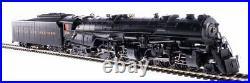 Broadway Limited 5995 HO N&W Class A 2-6-6-4 Steam Locomotive Sound/DC/DCC #1239