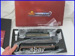 Broadway Limited N&W Class J 4-8-4 #605 Paragon 2 Sound DC/DCC HO 2552