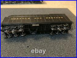Broadway Limited Paragon HO Norfolk & Western A-Class 2-6-6-4 #1218 DCC/Sound