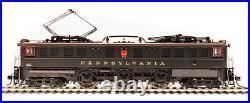 Broadway Ltd 4700 PRR Class P5A Passenger BOXCAB #4739 DCC/Sound/Pantographs NIB