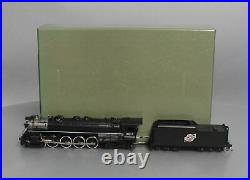Challenger Imports 2227.1 HO BRASS C&NW Class H-1 4-8-4 Steam withDCC/Sound #3011
