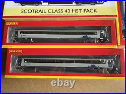 Class 43 HST Scotrail Inter7city DCC sound plus coaches for prototypical train