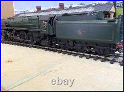 DCC Sound O Gauge Djh Standard Class 6 72006 Clan Mackenzie