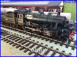 DCC Sound O Gauge Finescale Brass/san Cheng Br Class Ivatt 2mt 46526 In Green