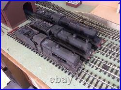 DCC Sound O Gauge Kit Built Ex Lms/br Fowler Class 0-6-0 Tender 4f- 44579