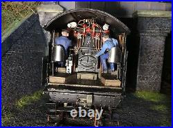 DCC Sound O Gauge Piercy Ex Lner / Br Class A4 60017 Silver Fox