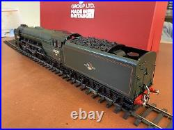 DJH Factory Built O Gauge BR Class A2 loco no. 60539 BRONZINO DCC Sound Boxed