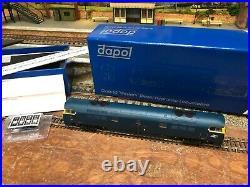 Dapol 00 Class 52 Western Glory DCC Sound dual speakers