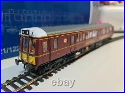 Dapol 4D-009-HAT06 Class 121 Railtrack Bubble Car DCC Sound Fitted