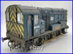 Dapol 7D-008-013U Class 08 Blue Weathered Cherwell DCC Sound Fitted O Gauge