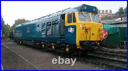 English Electric Class 50 Diesel Sound loaded on a Loksound V5 DCC Sound Decoder