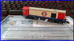 Farish N gauge Class 20 London Underground 371-036 DCC Sound Fitted