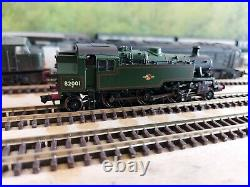 Graham Farish 370-185 Standard Class 3MT Tank Locomotive BR Green DCC SOUND