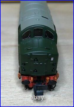 Graham Farish 371-180 Class 40 D211 MAURETANIA BR Green. DCC Sound Fitted