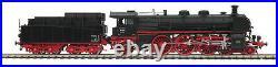 HO MTH Die-Cast Class 18.4 3 Rail AC Steam Engine withDCC, Sound, Smoke 80-3217-5