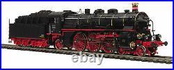 HO MTH Die-Cast Class 18.4 3 Rail AC Steam Engine withDCC, Sound, Smoke 80-3218-5