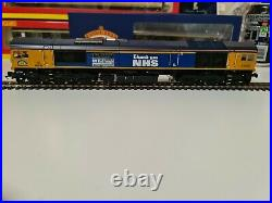 Hattons Class 66 GBRF 66731 Thank You NHS'Captain Tom Moore' DCC Sound Fitted