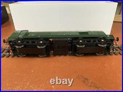 Heljan 2010 O Gauge Class 20 BR Green small yellow Panels DCC Sound Boxed