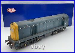 Heljan 2014 Class 20 Blue Full Yellow Ends Weathered DCC Sound Fitted O Gauge