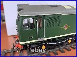 Heljan 2550 O Gauge BR Green Class 25 Tower Models Limited Edition DCC Sound