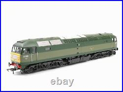 Heljan 47901 Class 47 D1501 BR 2 Tone Green Small Yellow Panels DCC Sound Fitted