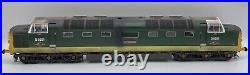 Heljan 5506 Class 55 Deltic St Paddy D9001 Weathered DCC Sound Fitted O Gauge