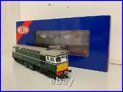 Heljan Class 26 BR Green & Yellow Panel'D5317' DCC Sound Fitted Boxed