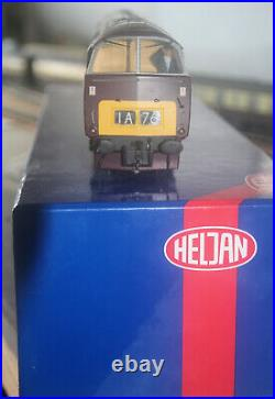 Heljan O Gauge BR Class 52 Western diesel locomotive DCC fitted with sound