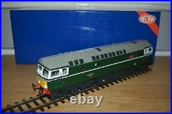 Heljan O Gauge Class 26 D5301 Eastfield In Br Green Livery, DCC Sound Fitted