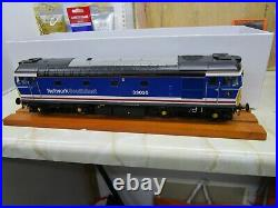 Heljan O Gauge, Class 33, Zimo Sound Fitted, Tested Only, 2 Crew, Nse Livery