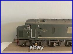 Heljan O Gauge Class 45 D47 BR Green Tower Models Exclusive DCC Sound Fitted