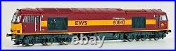 Hornby 00 Gauge R2899xs Ews Class 60 Diesel 60042 Hundred Of Hoo DCC Sound