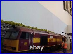 Hornby Class 60 Dcc Sound