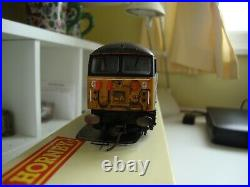 Hornby R2781XS Class 56 DCC Sound, weathered coal sector 56127
