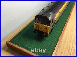 Hornby R2802XS Class 50 50015 Valiant DCC Sound Fitted Civil Engineers Livery