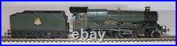 Hornby R2897xs Castle Br Class Locomotive 4098'kidwelly Castle' Sound Fitted