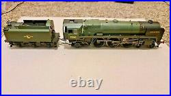 Hornby R2992XS 4-6-2 Britannia Class 7MT Clive of India DCC SOUND FITTED TESTED