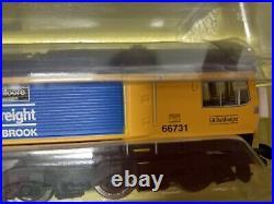 Hornby R30069 Ltd Edition Capt Tom Moore Class 66731 + Unfitted DCC Sound Unit